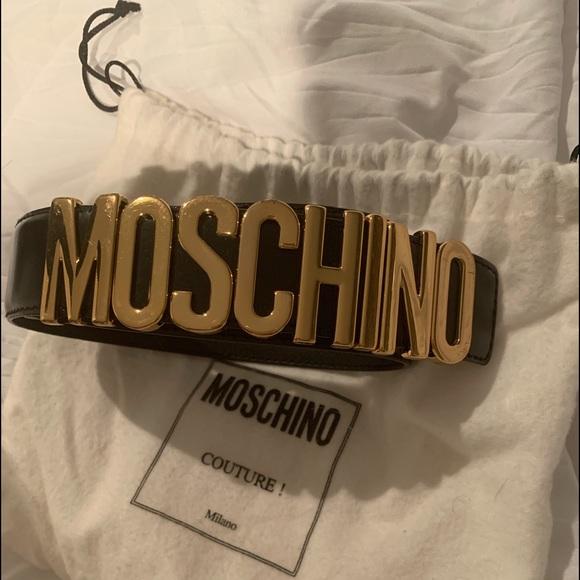 Moschino Accessories - Moschino Belt Authentic